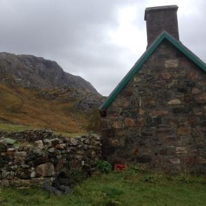 The bothy!!
