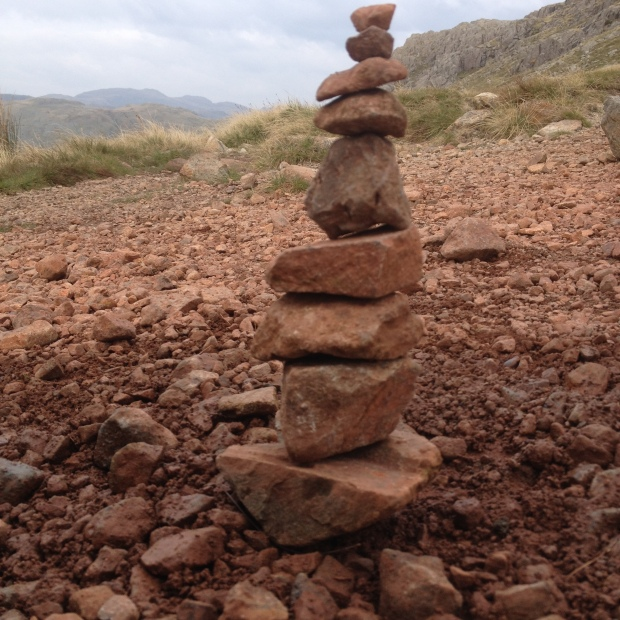 might be a natural rock stacker tbh