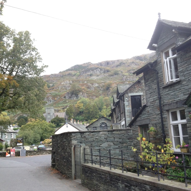 the small village of Langdale.